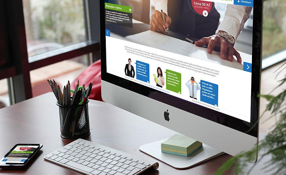 graphica - www stránky a propagační materiály
